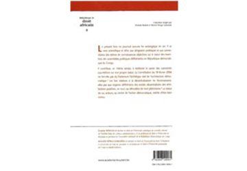 Le statut de représentants du peuple dans les assemblées politiques délibérantes
